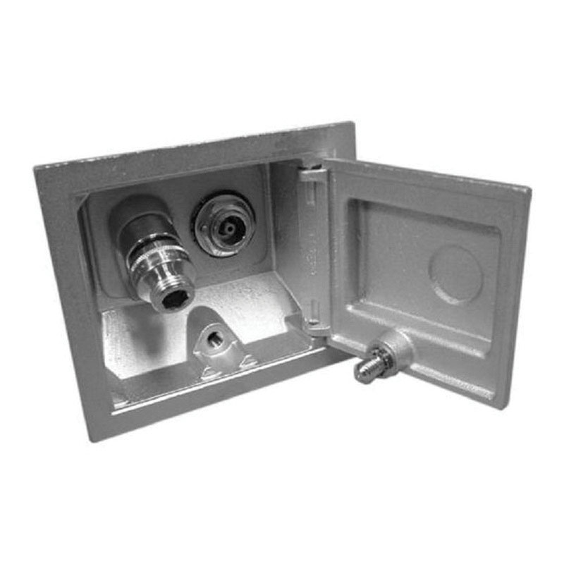 Woodford® 67BX Chrome Box/Door Assembly for Model 67/B67/RB67 Wall Hydrant